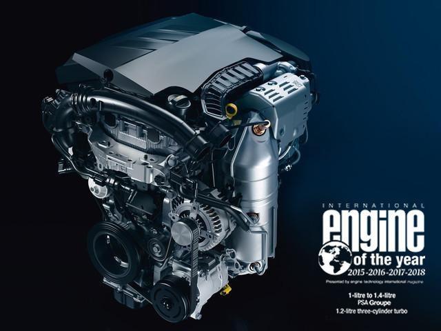 Peugeot 308 BlueHDi engine
