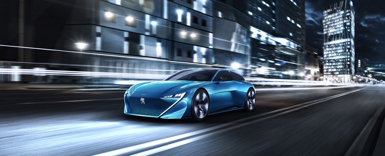 What Transmission Is In My Car >> Peugeot INSTINCT | Concept Car - Peugeot UK