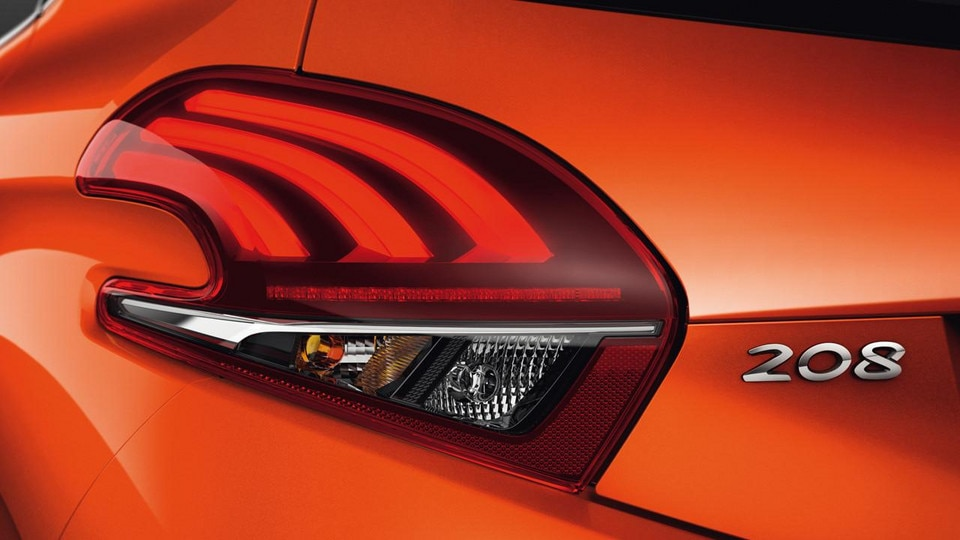 Peugeot 208 Side Light