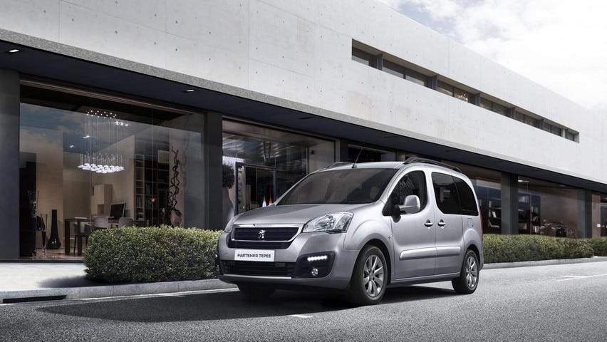 Peugeot Partner Tepee gallery