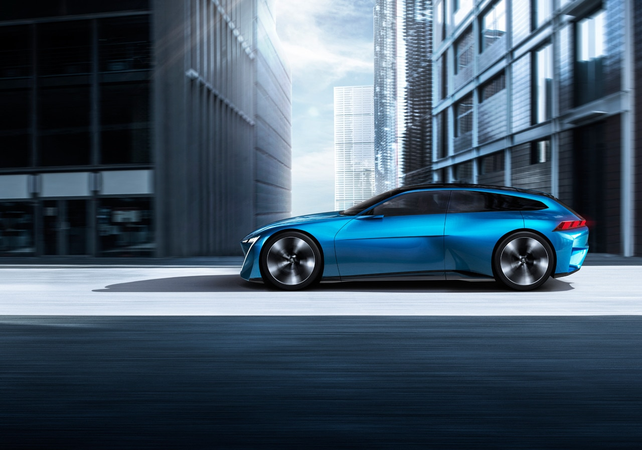 Concept Car - Peugeot UK