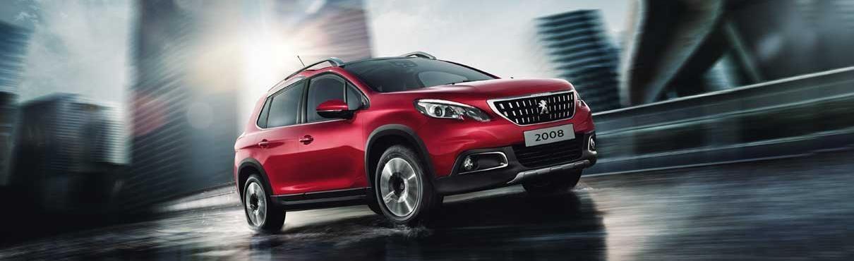 Peugeot 2008 SUV Allure Premium Trim