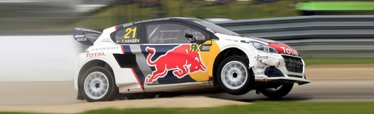 Peugeot 208 WRX