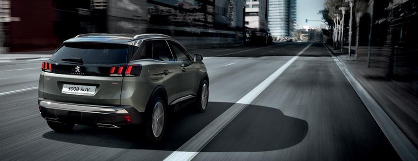 3008 SUV GT Line Premium - Peugeot June SUV Offer