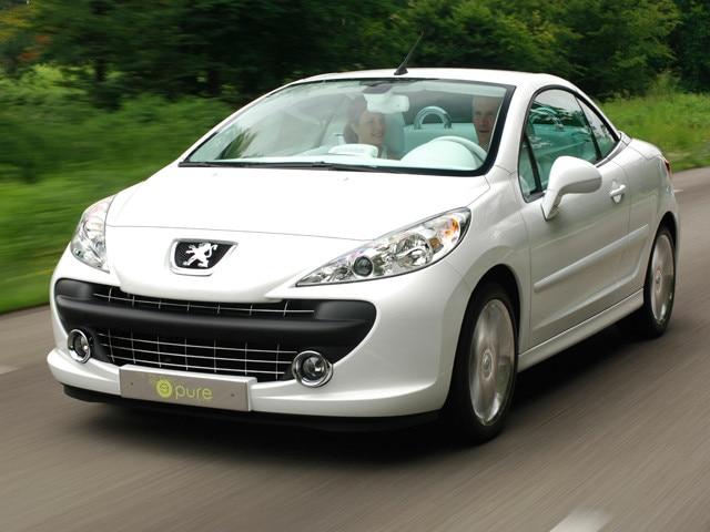peugeot 207 past peugeot models peugeot uk rh peugeot co uk Peugeot 207 CC Tuning Peugeot 308 CC