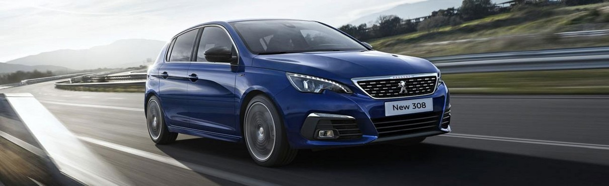 Introducing the new Peugeot 308 | Latest News | Peugeot UK