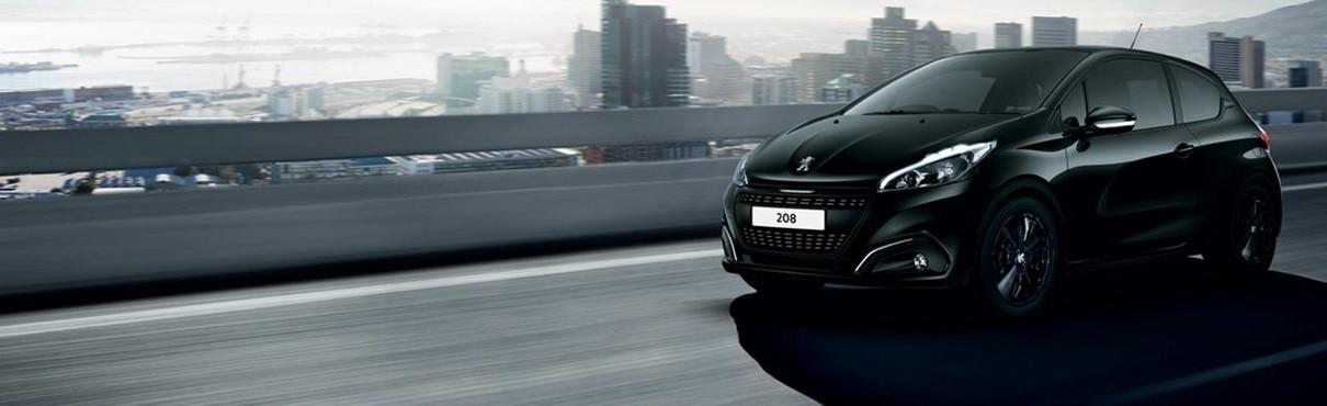 Peugeot 208 Black Edition