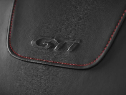 Peugeot 208 GTi seat material