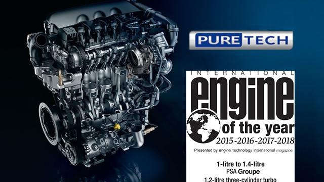 208 Pure Tech Petrol Engine