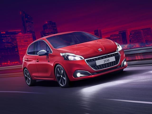 Peugeot 208 Tech Edition for Motability