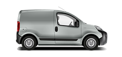 Bipper Panel Van