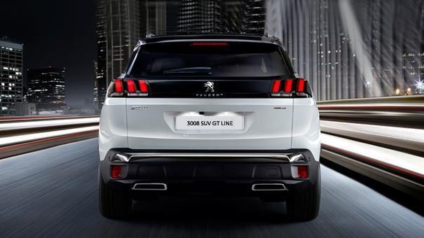 Peugeot 3008 SUV | GT Line - Peugeot UK