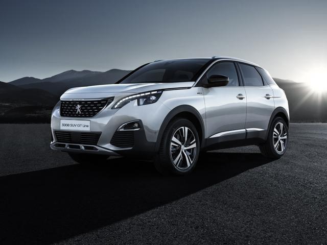 Led Lights For Cars >> Peugeot 3008 SUV GT Line | Peugeot UK