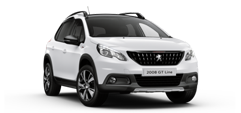 New PEUGEOT 2008 SUV GT Line