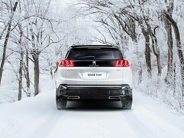 Peugeot 3008 SUV UK winter check