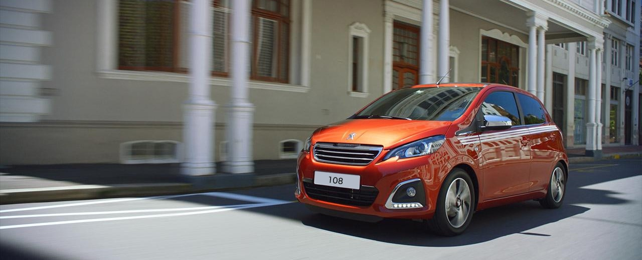 Peugeot 108 - Special Edition 108 Collection
