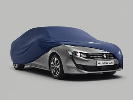 All new Peugeot 508 Accessories Brochure