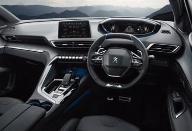 Peugeot 3008 SUV GT i-cockpit