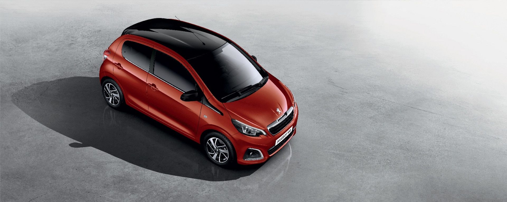 Peugeot 108 Try The Small City Car By Peugeot