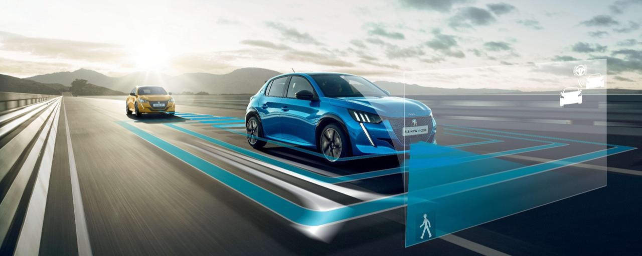 NEW PEUGEOT 208 – Driver and parking assist features