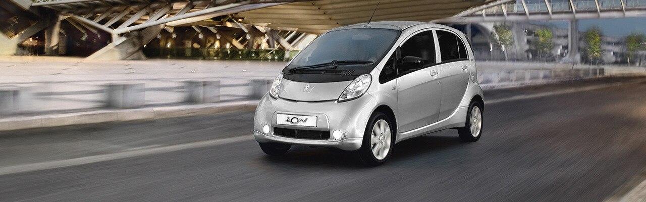Electric & Hybrid Cars - Peugeot UK
