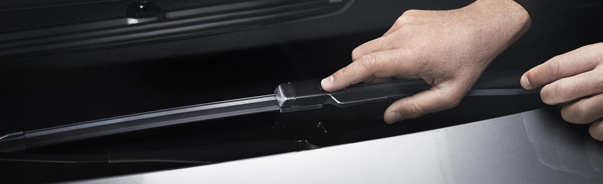 Peugeot wiper blades check