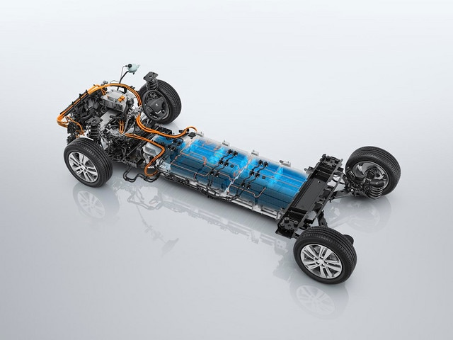 New Peugeot e-Traveller - Powerful battery up to 330 km of autonomy