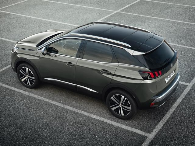 Peugeot all-new 3008 SUV GT inspired style 2