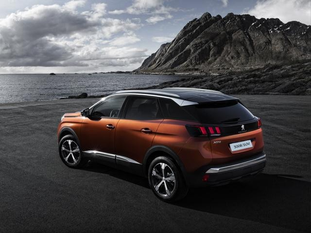 All-new Peugeot 3008 SUV innovative technology