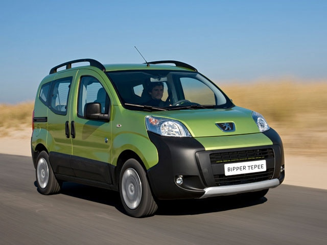 8 Seater Suv >> Peugeot Bipper Tepee | Past Models