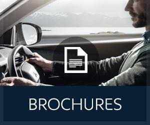 Peugeot models brochures