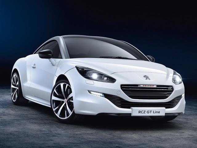 peugeot rcz | past models