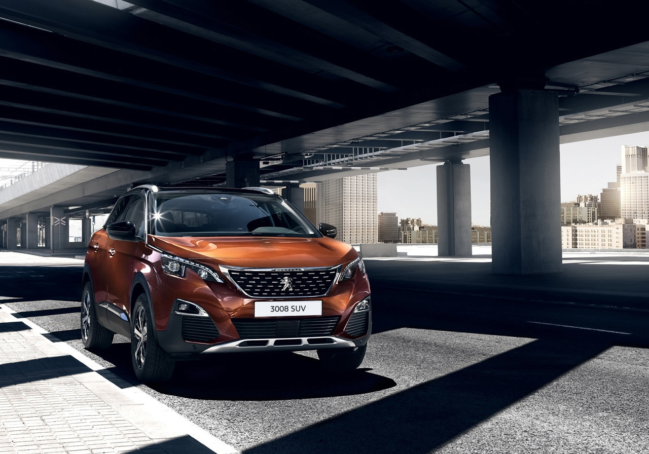 all-new peugeot 3008 suv - peugeot uk