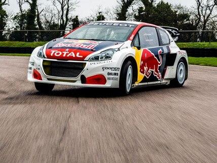 Peugeot FIA World Rallycross Championship thumbnail