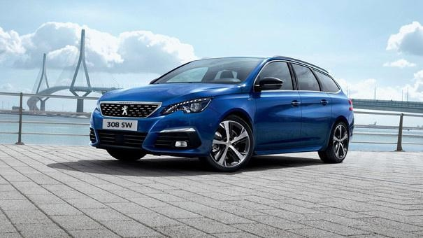 New Peugeot 308 Sw Design Colours And Equipment