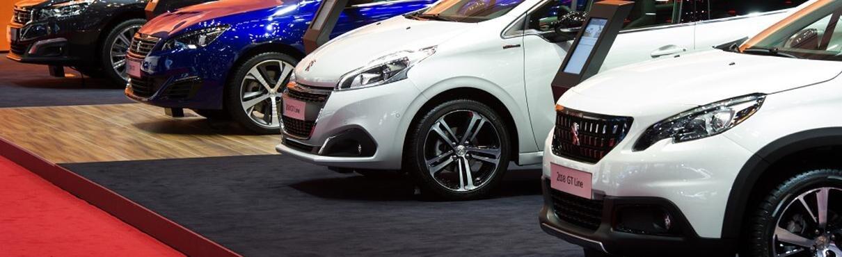 Geneva Motor Show - Peugeot UK