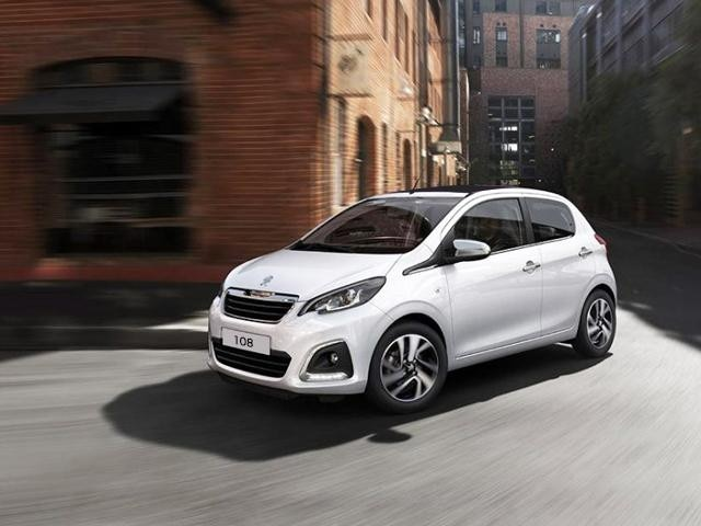 Peugeot 108 TOP! Perfect first car