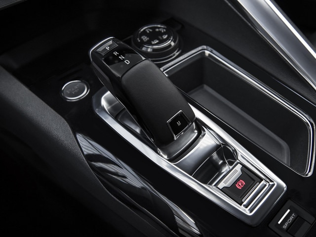 efficient automatic transmission (eat6): comfortable