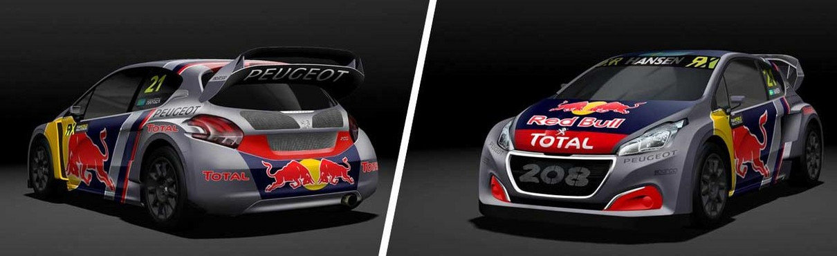 Peugeot 208 Wrx Targets The Top Latest News Peugeot Uk