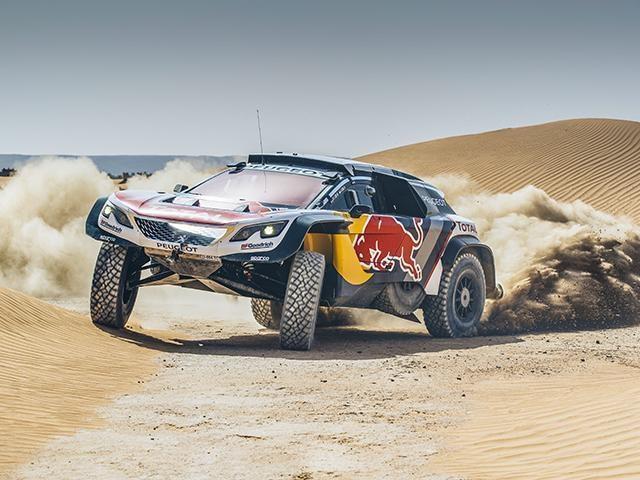 Peugeot 3008 DKR Maxi Dakar