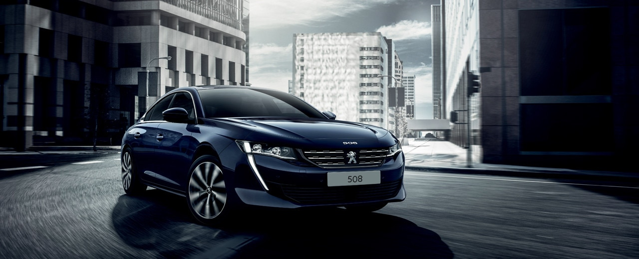 All-new Peugeot 508 for Business Customers